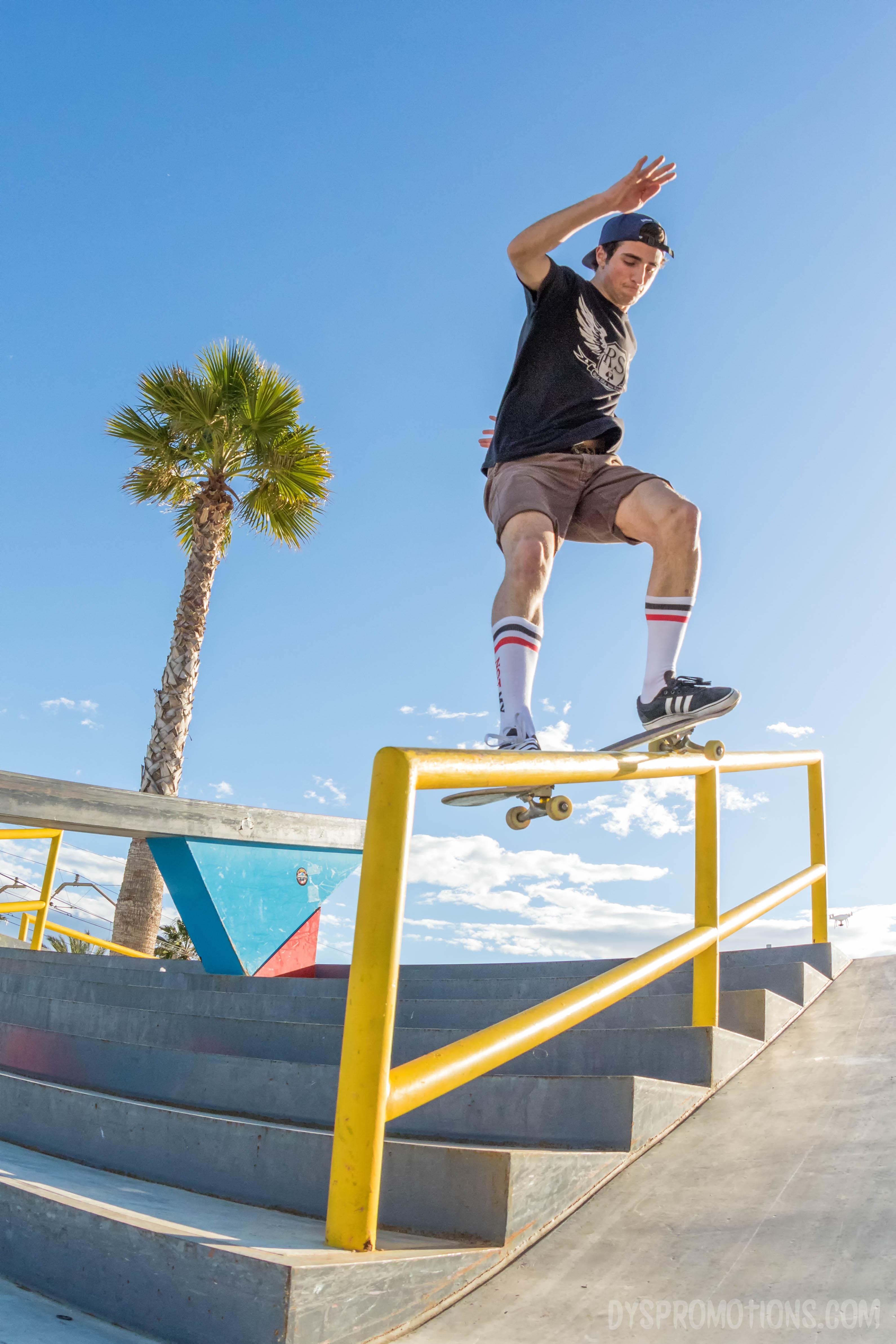 skate badalona agora american socks