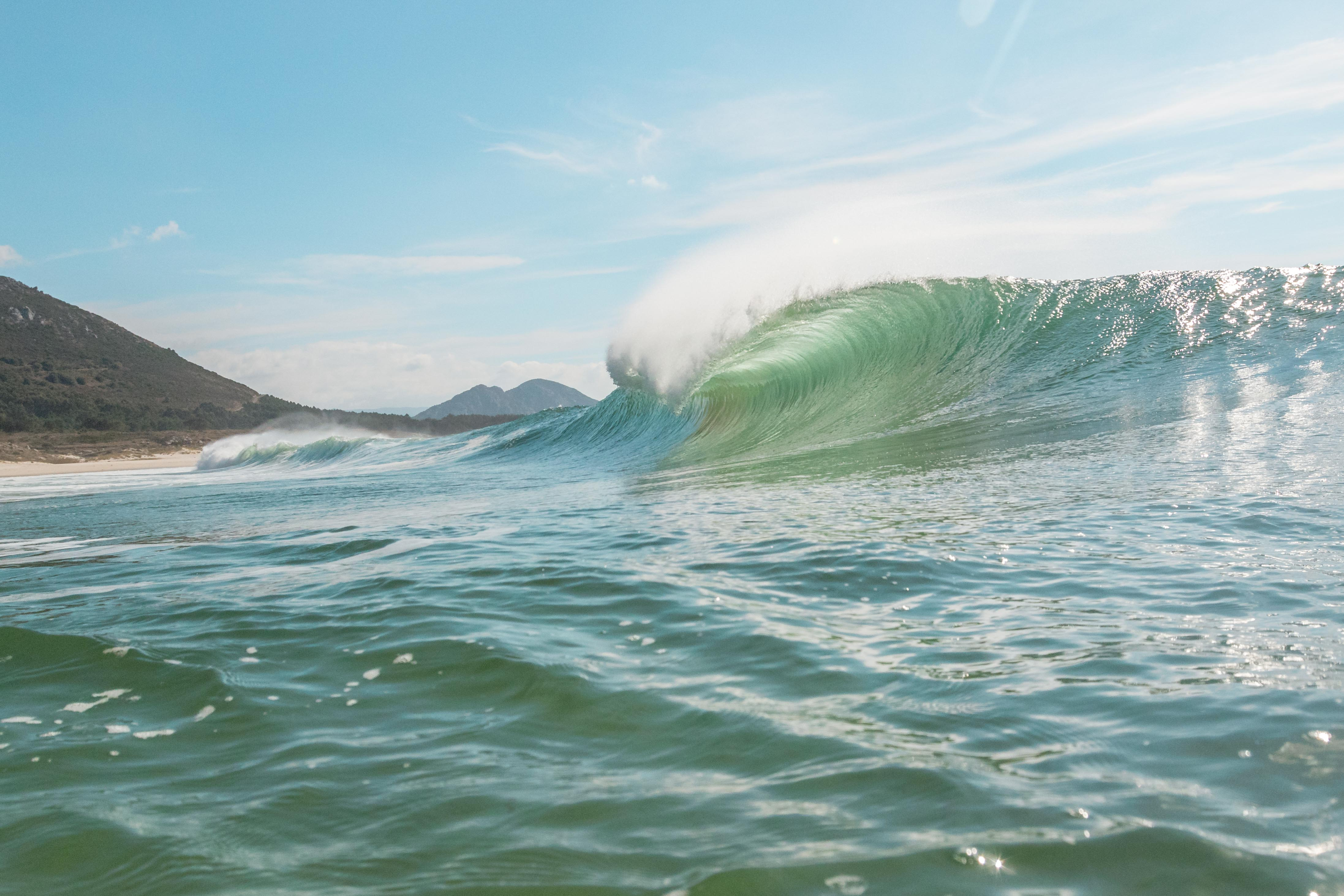 waves galicia lariño bodyboard surf